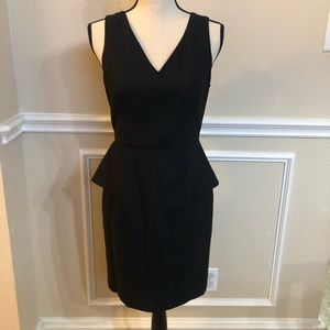 Banana Republic Sleeveless Black Dress - 6P